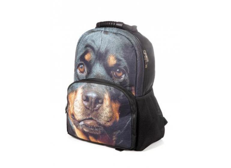 Рюкзак Hatber Security dog полуортопед