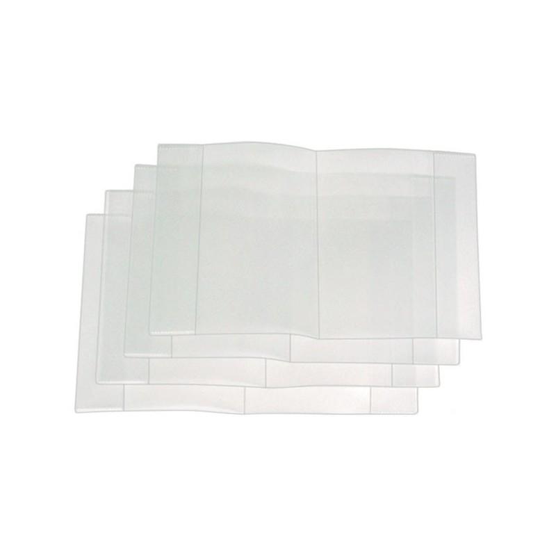 Обложка А4 для журнала прозрач. матовая 115мкр