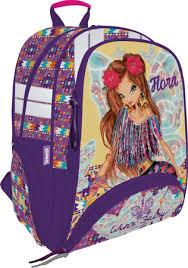 Рюкзак Winx Fairy фиолетовый полуортопед