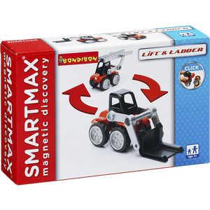 АКЦИЯ19 Игр Конструктор магнитный Smartmax Специальный (Special) Спецтехник