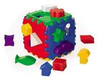 Развивающая Логический куб большой 12х12