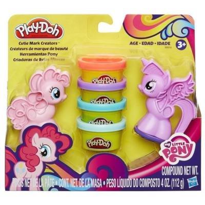 Play-Doh My Little Pony: Пони: Знаки Отличия + пластилин