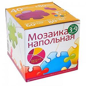 Мозаика напольная 40 эл. больш+ 80шт. соединит