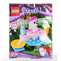Конструктор Lego Friends Чарли и его салон пластмас.