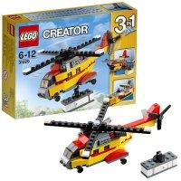 Конструктор Lego Криэйтор Грузовой вертолет пластмас.