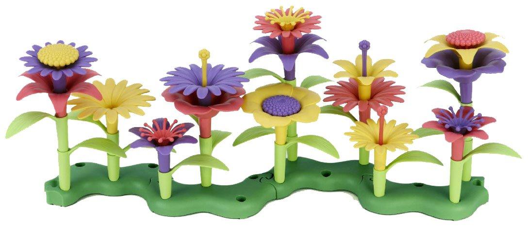 Конструктор Собери цветок