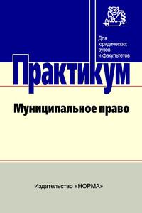 Муниципальное право: Практикум для бакалавров