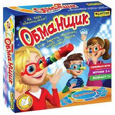 Игра Настольная Обманщик