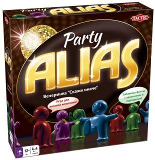 Игра Настольная Alias Party Скажи иначе. Вечеринка 2