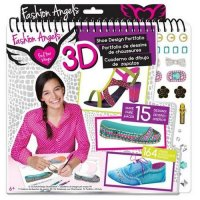 "Портфолио ""3D дизайн обуви"""