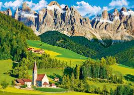 Пазл 500 Trefl 37189 Доломиты. Италия