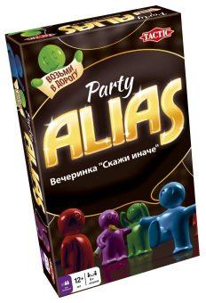 Игра Настольная Alias Party Скажи Иначе Вечеринка: Комп версия 2