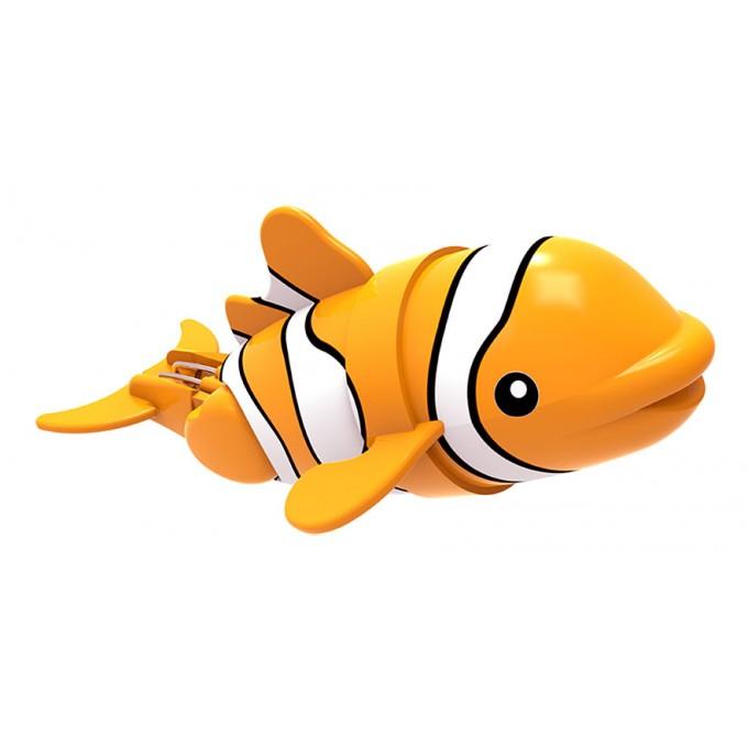 Рыбка-акробат Лакки 12см. на батар.