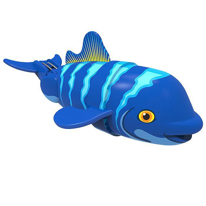 Рыбка-акробат Санни 12см. на батар.