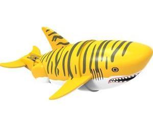 Акула-акробат Тигра 12см. на батар.