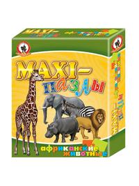Пазл Maxi Африканские животные