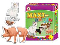 Пазл Maxi Домашние животные
