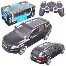 Машина Audi Q7 1:14 радиоупр., с аккумулят. , 3 скорости, звук, свет