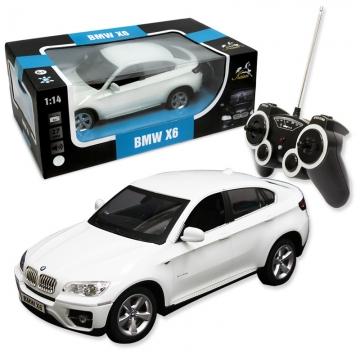 Машина BMW X6 1:14 радиоупр., с аккумулят., 3 скорости, звук, свет, сиг