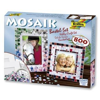 Творч Мозаика набор для декорирования рамок