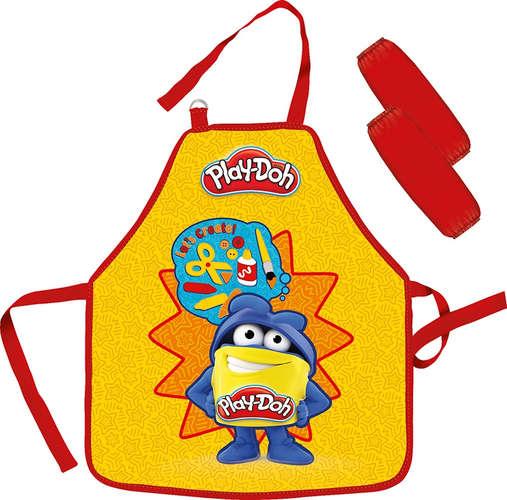 Фартук для труда с нарукавниками Play-Doh