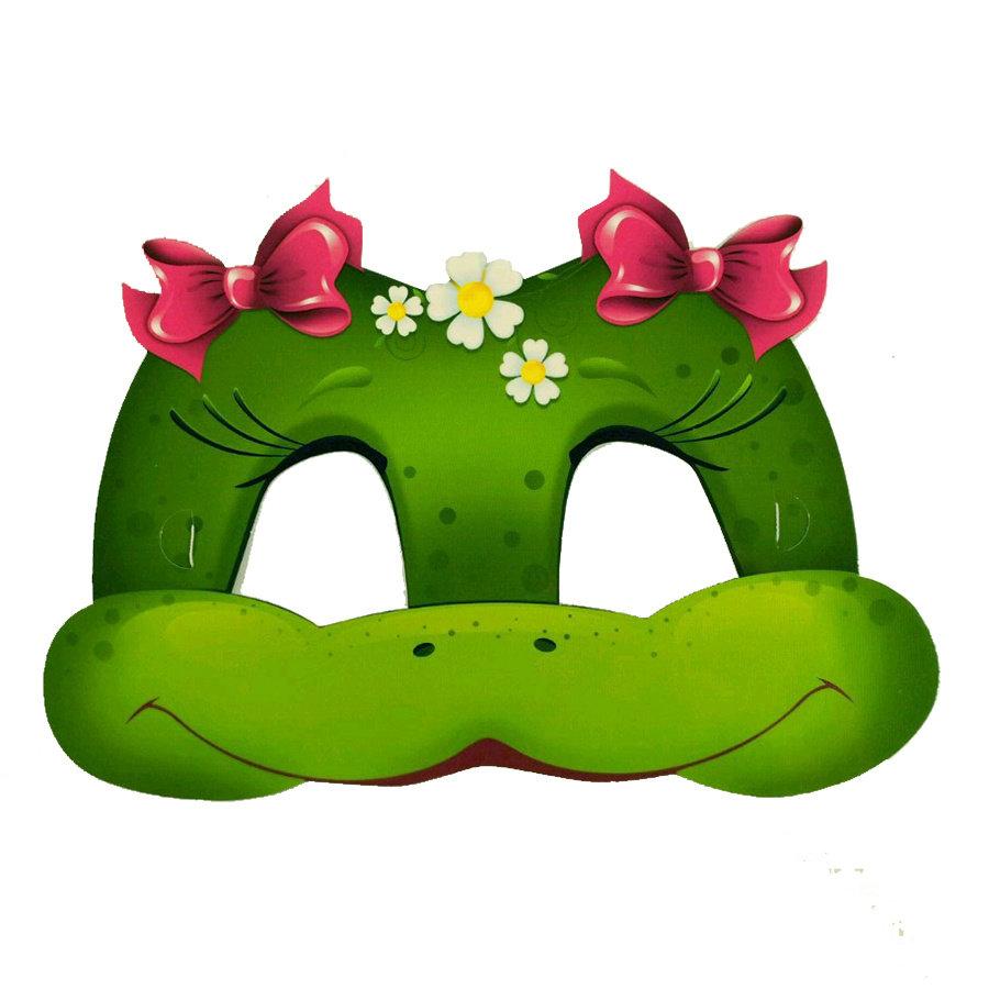Праз Маска Лягушка