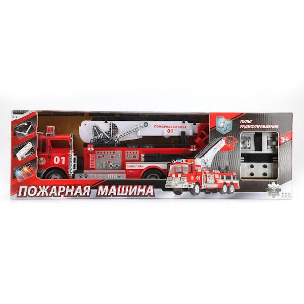 Машина Пожарная на радиоуправлении (свет)