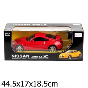 Радиоуправляемая Машина Rastar Nissan 350Z 1:14 свет