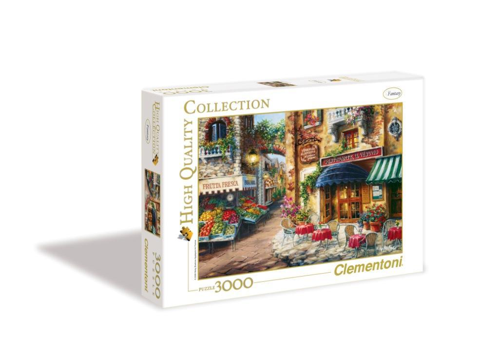 """Пазл 3000 Clementoni 33530 Ники Боэм """"Приятного аппетита!"""""""