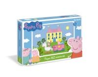 Пазл 160 Origami 01544 Peppa Pig. Замок
