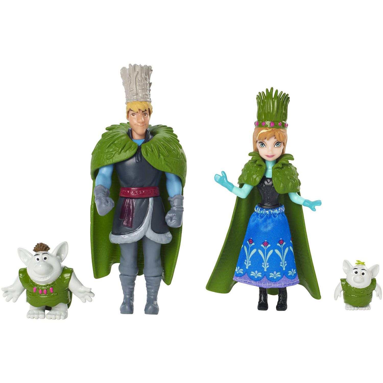 "набор Куклы Анна & Кристоф - герои м/ф ""Холодное Сердце"""