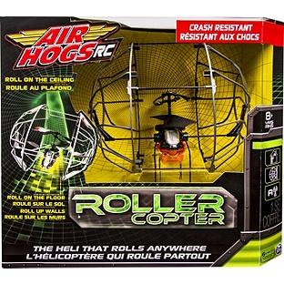 Радиоуправляемая Air Hogs Вертолет в клетке (ударостойк., на батар.)