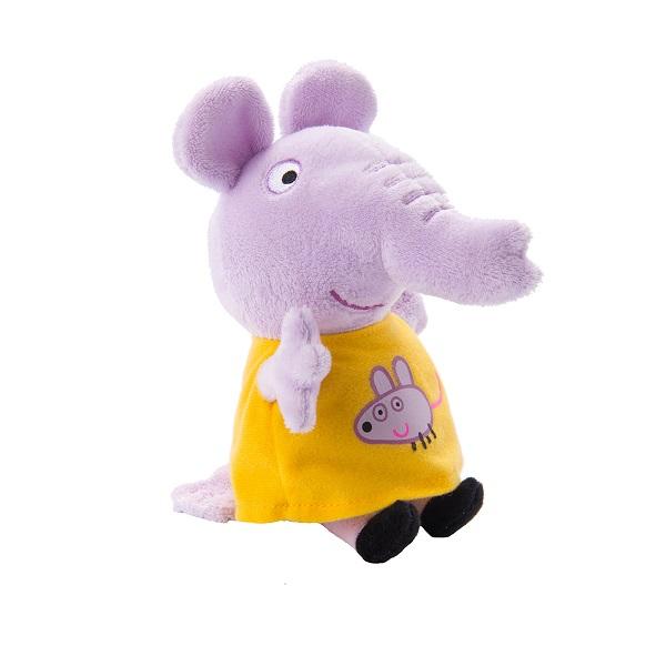 Мягконабивная Peppa Pig Пеппа Эмили с мышкой 20 см.