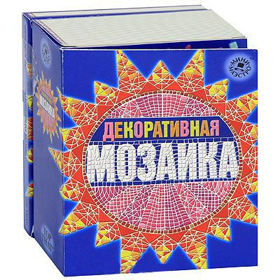 Творч Набор Декоративная мозаика