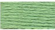 Мулине 8м. (хлопок 100%) зеленый