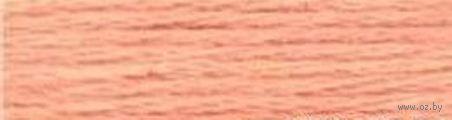 Мулине 8м. (хлопок 100%) оранжевый