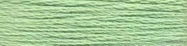 Творч Мулине 8м. (хлопок 100%) зеленый