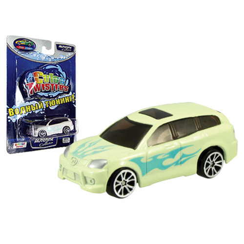Машина Color Twisters Water Chameleon Allroad Megapolis