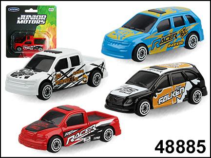 Машина Pick-Up Cruiser ассорт 1:56