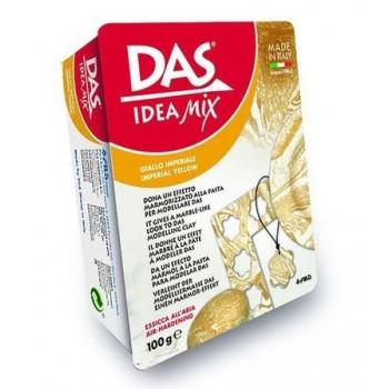 Паста для моделирования 100гр Das Idea Mix imperial yellow имитация н