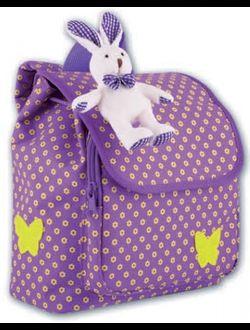 Рюкзак детский Цветочки Принт