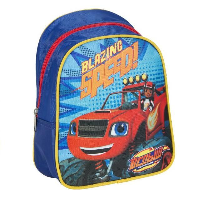 Рюкзак детский Вспыш и Чудо-машинки