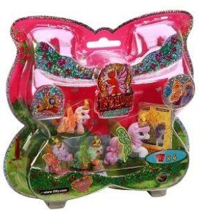 набор Filly-Butterfly Волшебная семья (с блестками)