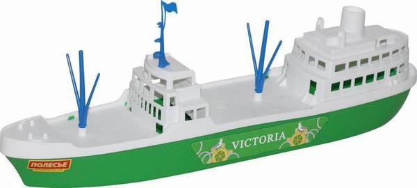 "Корабль ""Виктория"" пластмас.46см"