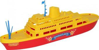 "Корабль ""Трансатлантик"" пластмас."