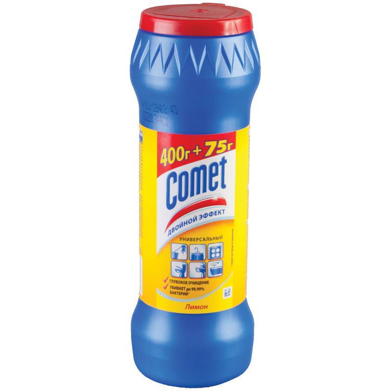 Быт Средство чистящее Комет 475г лимон 30-5502