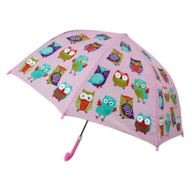 Зонт детский Совушки 46 см