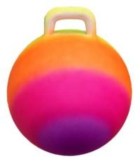 Мяч прыгун Радужный 45 см