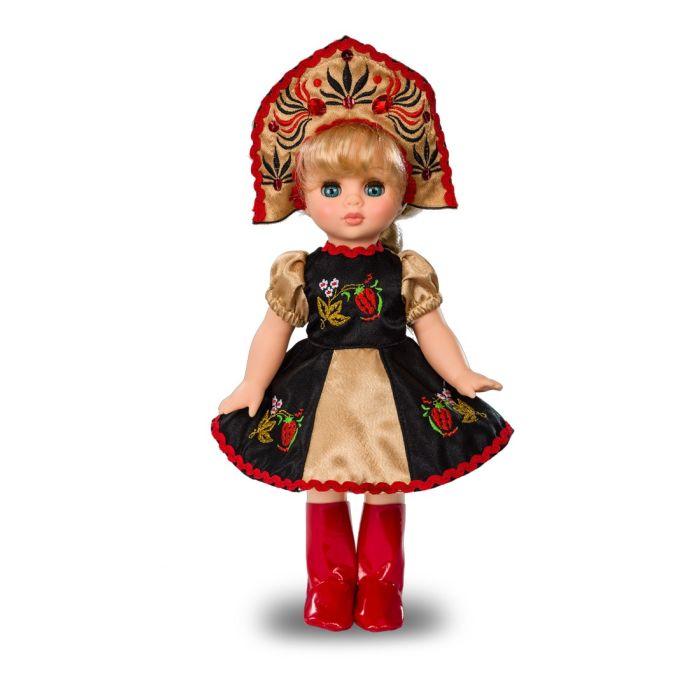 Кукла Эля Хохломская красавица