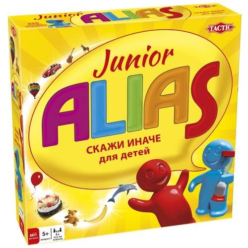 Игра Настольная Alias Junior Скажи иначе: Для малышей 2